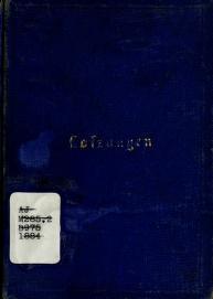 Heilige Lofzangen (1884)