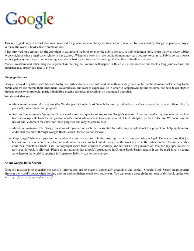 George Henry Shibley - Majority Rule in Combination with Representative Government in City, State ...