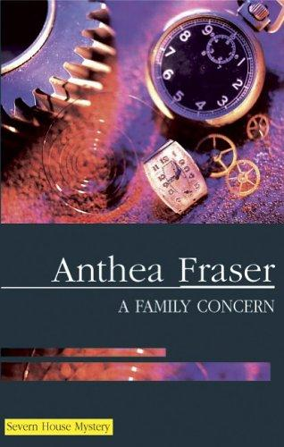 Download A Family Concern (Rona Parish Mysteries)