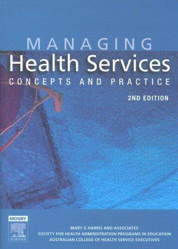 Download Managing Health Services