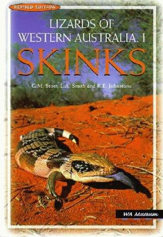 Download Lizards of Western Australia.