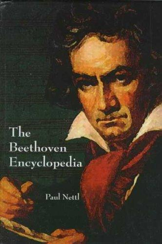 Download The Beethoven Encyclopedia