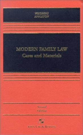 Download Modern family law