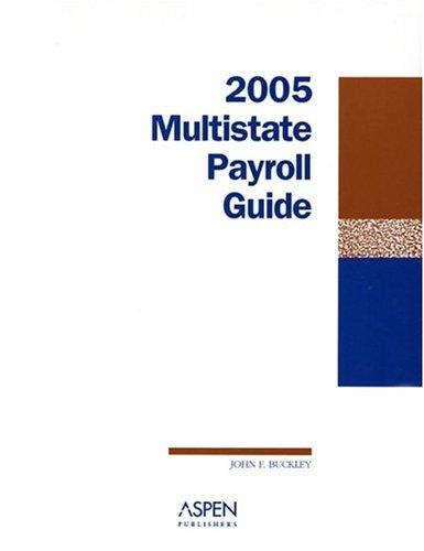 Multistate Payroll Guide