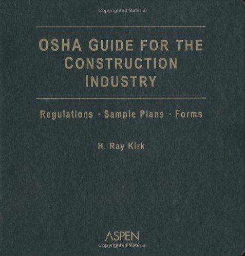 Download OSHA Guide for the Construction Industry