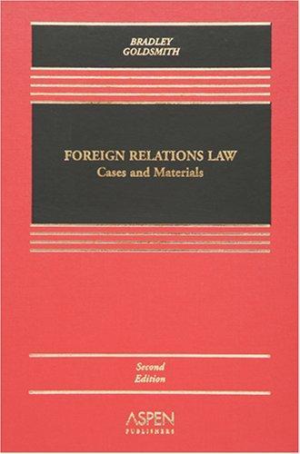 Download Foreign relations law