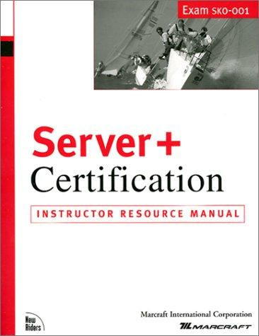 Download Server+ certification