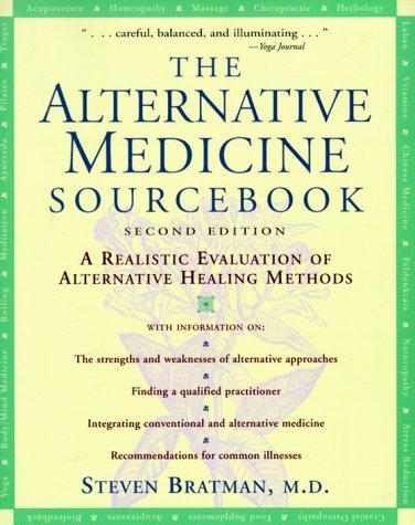 Download The Alternative Medicine Sourcebook