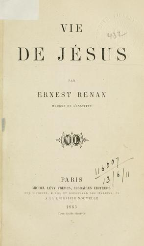 Download Vie de Jésus.