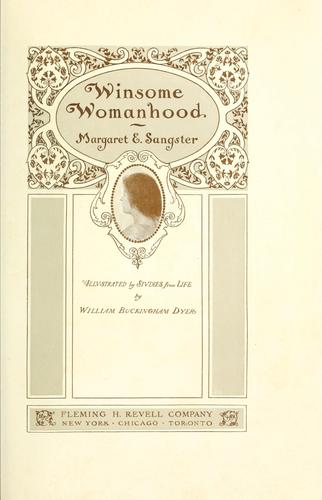 Download Winsome womanhood