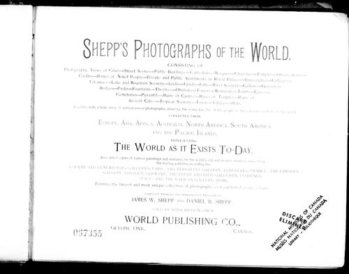 Download Shepp's photographs of the world