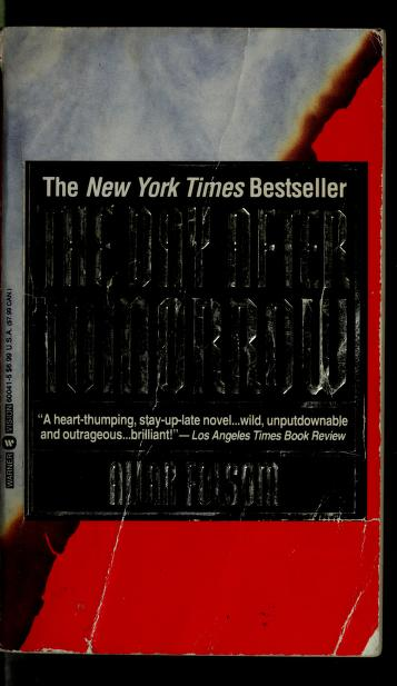 Cover of: The day after tomorrow | Allan Folsom