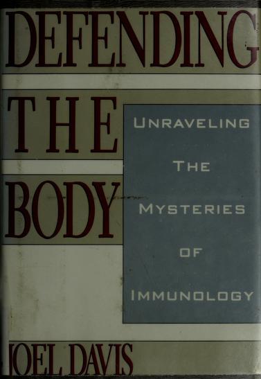 Defending the body by Davis, Joel