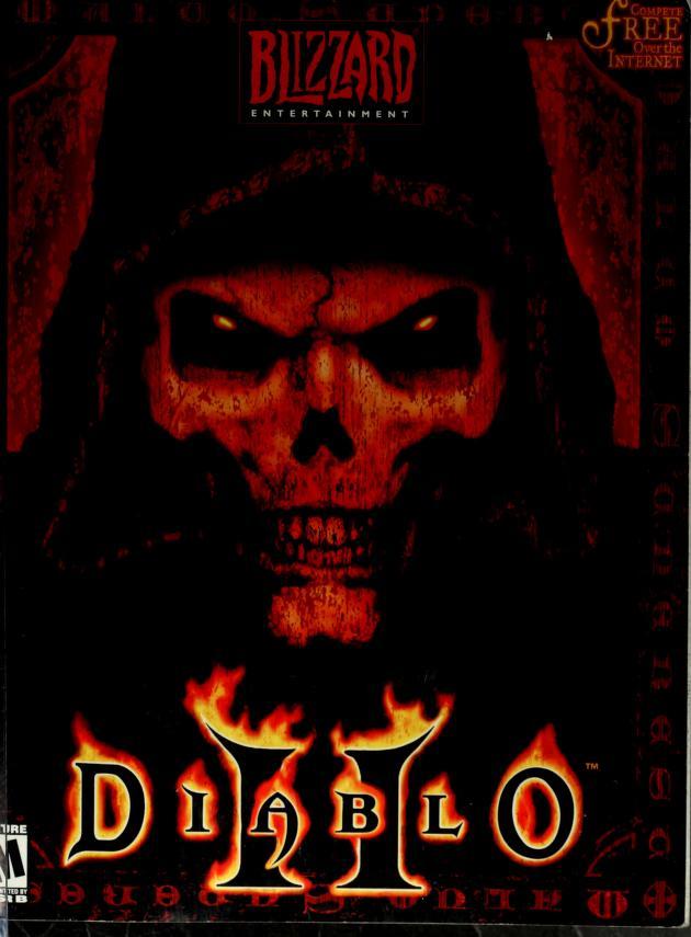 Diablo II by Blizzard Entertainment (Firm)