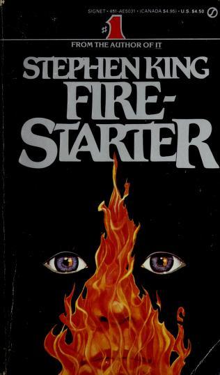 Firestarter (Signet) by Stephen King