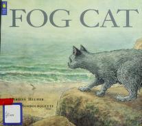 Cover of: Fog cat   Marilyn Helmer