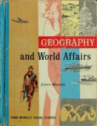 Cover of: Geography and world affairs | Stephen Barr Jones