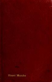 Nga Himene Mo Nga Hunga Tapu (1917)