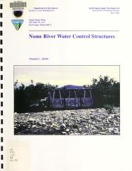 Cover of: Nome River water control structures | Howard L. Smith