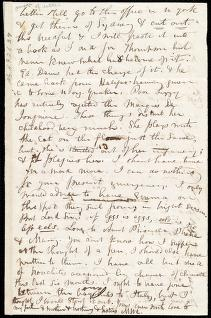 [Partial letter to unknown person] by Maria Weston Chapman