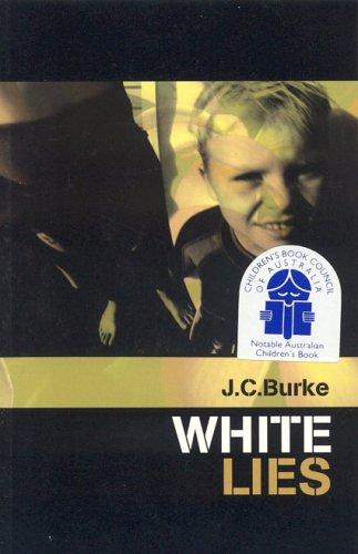 White Lies by J.C. Burke