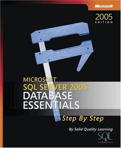 Microsoft  SQL Server(TM) 2005 by Solid Quality Learning