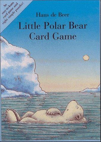 Little Polar Bear Card Game by hans de Beer