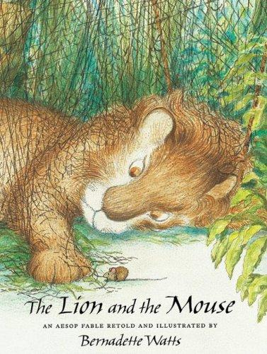 The Lion and the Mouse by Bernadette (RTL) Watts
