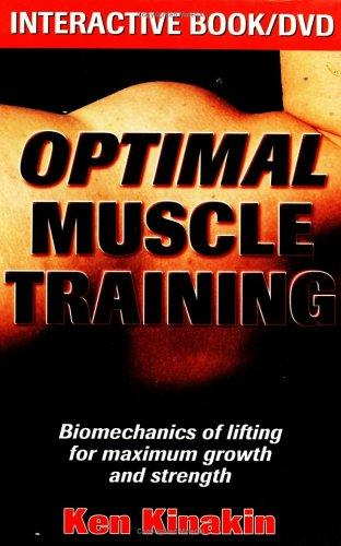 Optimal Muscle Training (Book with DVD) by Ken Kinakin