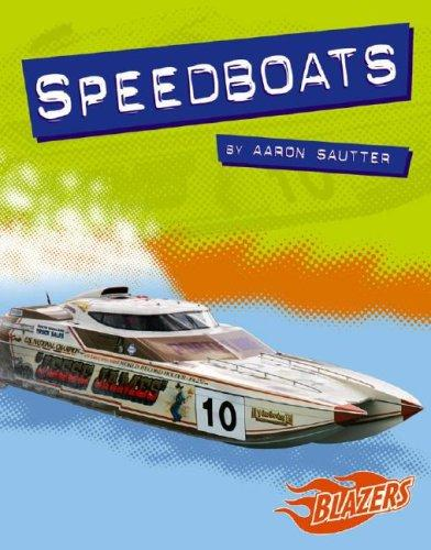 Speedboats by Aaron Sautter
