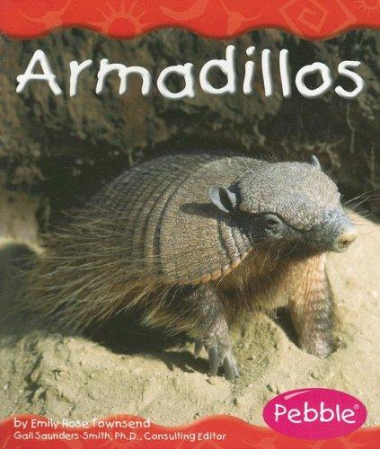 Armadillos (Desert Animals) by Emily Rose Townsend