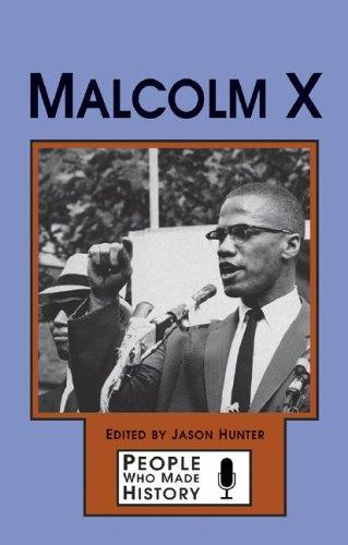 Malcolm X by Jason Hunter