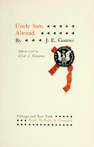 Uncle Sam abroad by Jacob Elon Conner